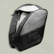 Transpack XT1 Ski/Snowboard Boot Helmet and Gear Bag Backpack - Grey (NEW)