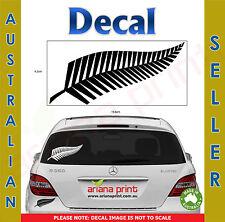 New Zealand Fern Kiwi Symbol - Vinyl / Decal NEW!