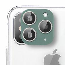 Fake Kamera iPhone XS X Max Objektiv Sticker Aufkleber Schutz Abdeckung Grün