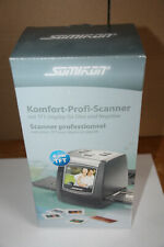 Komfort- Profi-Scanner mit TFT- Display
