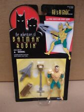 Ra's Al Ghul Animated Figure Adventures of Batman and Robin Kenner 1995