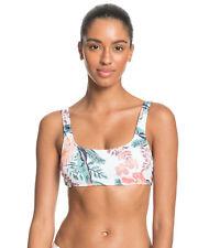 NEW ROXY™  Womens Just Shine Bralet Separate Bikini Top Womens Swimwear