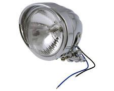 Scheinwerfer H3 Fernlicht Indian, 4 1/2 Zoll, Chrom, Motorrad