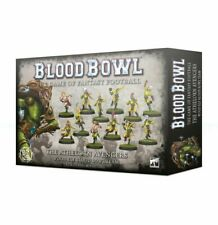 Blood Bowl - Wood Elf Team - The Athelorn Avengers