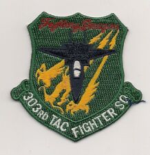 JASDF 303rd TACTICAL FIGHTER SQN patch JAPANESE AIR SELF DEFENSE FORCE