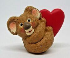 Hallmark Merry Miniatures Koala Bear with Heart