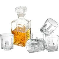 Selecta 7-Piece Whiskey Gift Set from Bormioli Rocco
