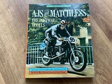 AJS and Matchless motorcycle book
