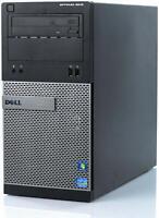 Dell OptiPlex 7010 Gaming PC*Intel i5(4x3.6GHz)*10GB* 1TB*2GB NVIDIA GeForce* BT