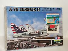 HOBBY BOSS #80343 1/48 A-7B CORSAIR II W/PE COCKPIT SET F/S