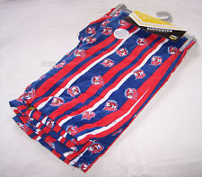 Sydney Roosters NRL Mens Blue Red Stripe Print Flannel Sleep Pants Size L New