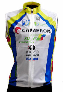 SANTINI Cameron Team CYCLING VEST Gamex ROAD