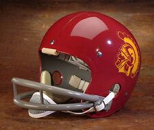 1972 NATIONAL CHAMPIONS USC TROJANS Authentic GAMEDAY Football Helmet