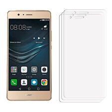 2 x téléphone mobile membrane protecteur d'écran protection pour huawei P9