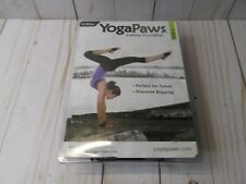 K4 Yoga Paws Full Set, Grey, Size 1 gloves