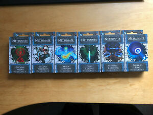 Android Netrunner Spin Cycle RARE COMPLETE UNOPENED