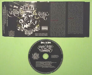 CD Singolo FLYCAT AND GLOBAL CITY The Connection Hip Hop Rap Italiano no lp dvd