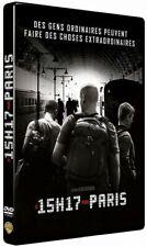 Le 15h17 pour Paris (Spencer Stone, Anthony Sadler) DVD NEUF SOUS BLISTER