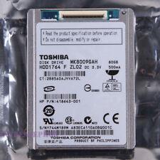"Toshiba MK8009GAH 80 GB 1.8"" 4200 RPM 8 MB CE ZIP Laptop Hard Disk Drive HDD"