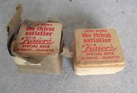 Large Lot of 60 Vintage Kaiser's Beer Bar Coasters