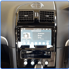 Ford BA / BF Territory Android ICC falcon xr6 xr8 - Stereo Upgrade - Gloss Black