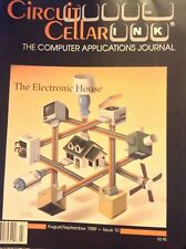 Circuit Cellar Ink Magazine Electronic House August/September 1989 121817nonrh