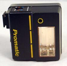 Promatic TCK-2200 Flash Shoe mount flash for SLR film cameras vintage Pentax