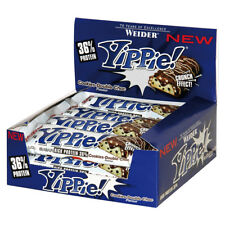 Weider Yippie bar 12 X 70g Riegel Chocolate Lava