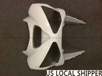 Upper Fairing Front Nose ABS Fit for KAWASAKI Ninja ZX6R 2003 2004 636 Unpainted