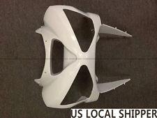 Upper Fairing Front Nose ABS for KAWASAKI Ninja ZX-6R 2003 2004 636 Unpainted