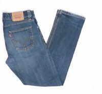 Levi's Levis Jeans 512 W34 L34 blau stonewashed 34/34 Bootcut -JA6492