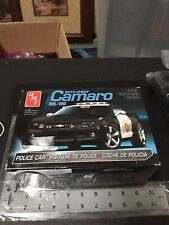 AMT 2010 Chevy Camaro SS/RS Police Car 1:25 Scale Model Kit