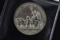 10 Mark - DDR - 1989 -Johann G. Schadow  - Stempelglanz - Silbermünze