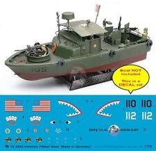 """Peddinghaus 1/72 US Navy PBR 31 Mk.II """"Pibber"""" Patrol Boat Vietnam Markings 3482"""