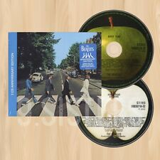 THE BEATLES Abbey Road (Anniversary Edition) 2CD SET Studio Demos 2019 Mix  0210