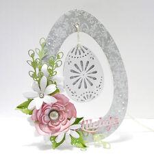 Easter Egg Cutting Dies Stencil Embossing Machine Paper Card Scrapbook Accessory
