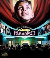 Cinema Paradiso Blu-Ray 2017 Brand New Fast Shipping
