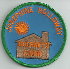 Cumberland Valley Girl Scout Camp Patch: Josephine Holloway(GS Middle Tennessee)