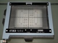 Durst Reprokassette OTOKA 10x12cm 4x5 in fuer Laborator 1000 Repro Copy Unit