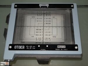 Durst Reprokassette Otoka 3 7/8x4 11/16in 4x5 IN For Laborator 1000 Repro Copy