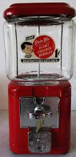 Acorn Gum Ball Candy Machine Circa 1950's