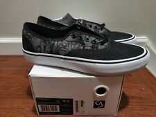 """Brand New Vans Syndicate Mr Mister Cartoon Authentic """"S"""" size 9.5"""