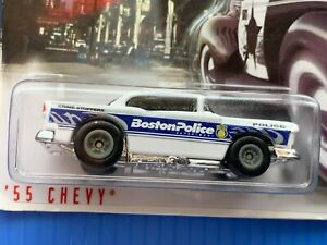 Hot Wheels '55 Chevy Real Riders Tires LOOSE CAR