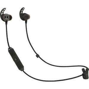 UnderArmor Blutooth Headphones by JBL  UAJBLREACTBLKAM-Z Black - Refurbished