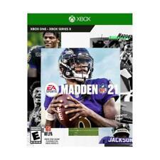 Ea Sports Madden Nfl 21 (Xbox One)