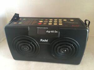 Radel Tabla Machine Taalmala Digi-60 DX New condition