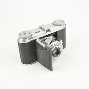 Voigtländer Vito Camera - Vintage Leather Bag - Prontor II