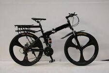 Bicicletas negro unisex adulto