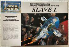 Fine Molds Star Wars Jango Fett 1/72 esclavo 1 la versión Kit Japón rara de DHL