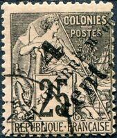 COLONIES SAINT-PIERRE-et-MIQUELON N° 42 Oblitéré